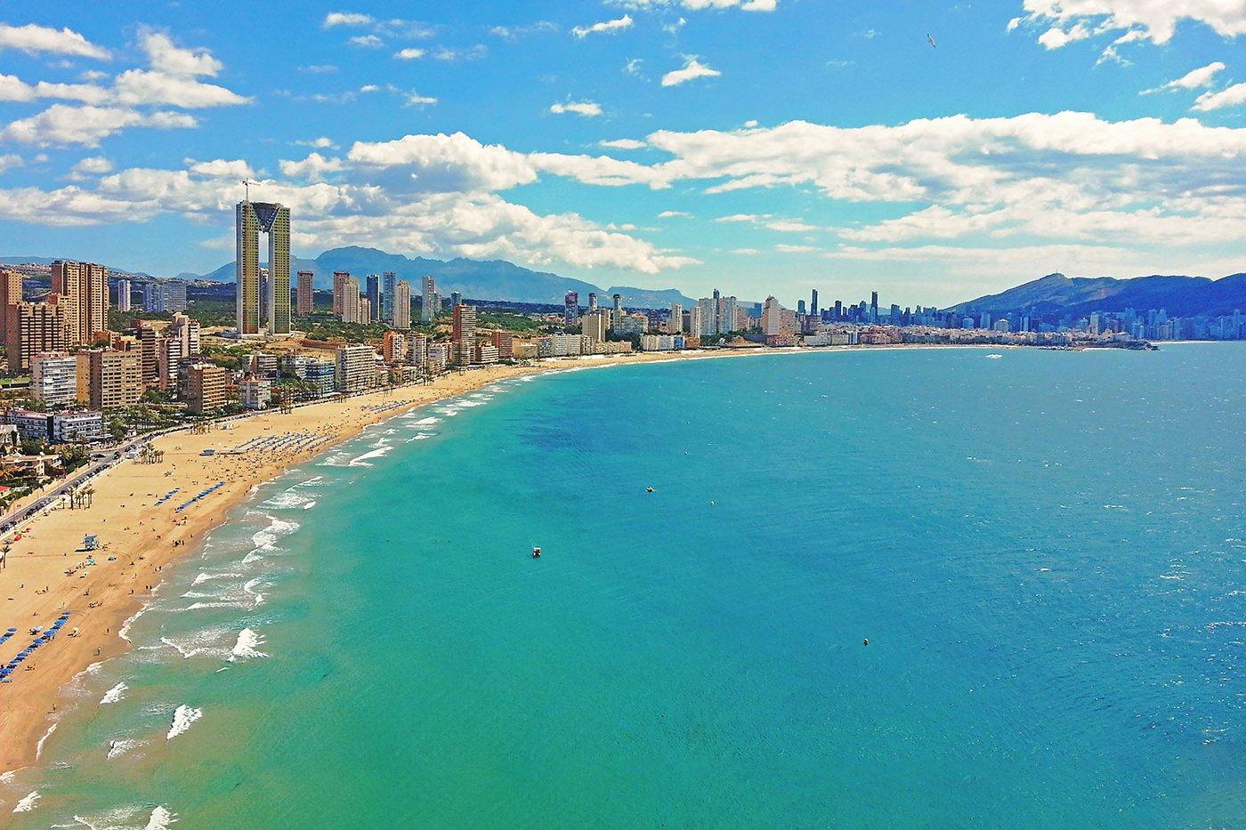 MBCUP - Vacaciones en la Playa